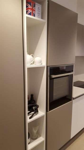 Cucine Arredo 3 White Matt Lacquer