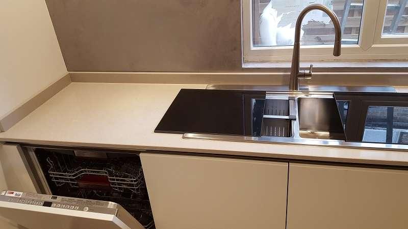 Schmidt kitchen cucine arredo white matt lacquer kitchen