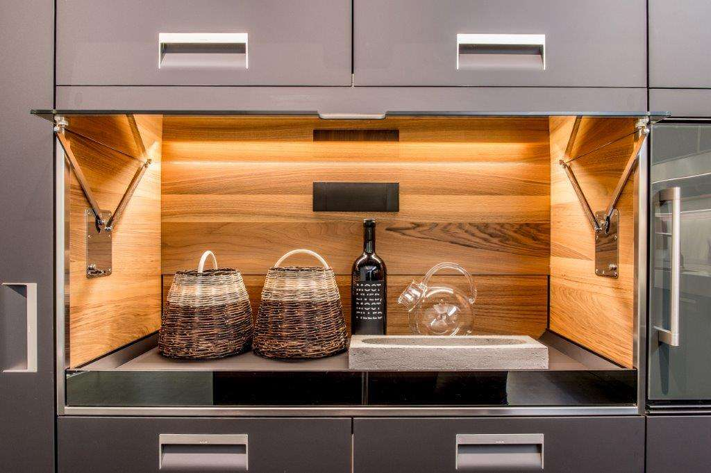 Country Style Gaggenau Kitchen