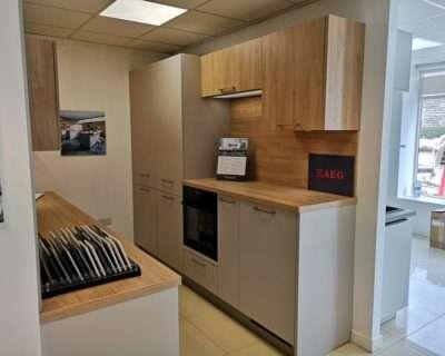 Schuller Nova Grey Kitchen