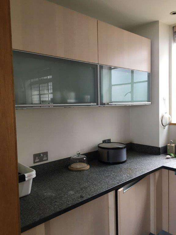 Poggenpohl Kitchen with Stone Worktops and Appliances (25