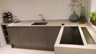 Poggenpohl Goldreif MH01 Handleless Kitchen