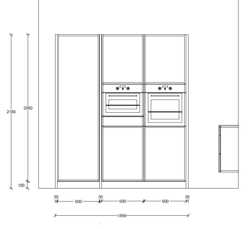 Porsche Design Kitchen Appliances: Poggenpohl Porsche Design P7350 Handleless Kitchen