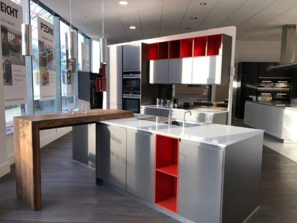 Pronorm Y – TU Range Kitchen