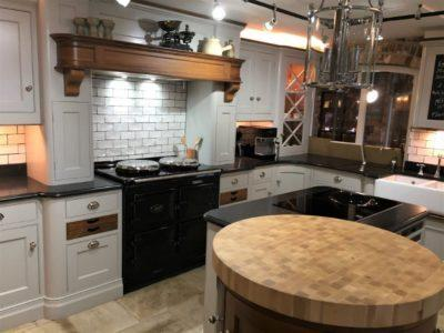 oxley Ex Display Kitchen by Sherwood of Nottingham