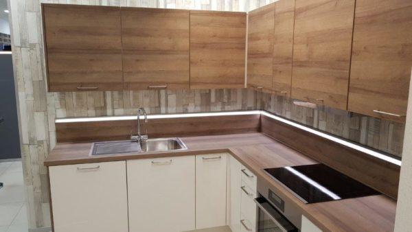 Kutchenhaus Focus Ivory High Gloss Kitchen