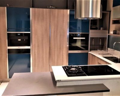 Mobalpa Ex Display Gloss Kitchen