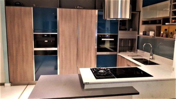 Mobalpa Ex Display Gloss Kitchen