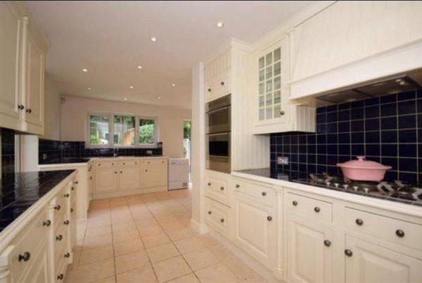 Magnet Cream Pillaster In Frame Kitchen & Appliances