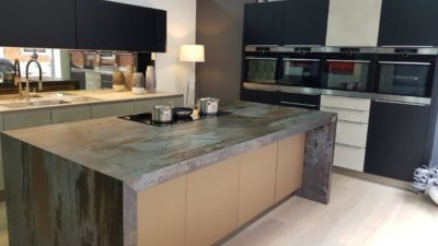 Nolte Grey Agate Portland Kitchen