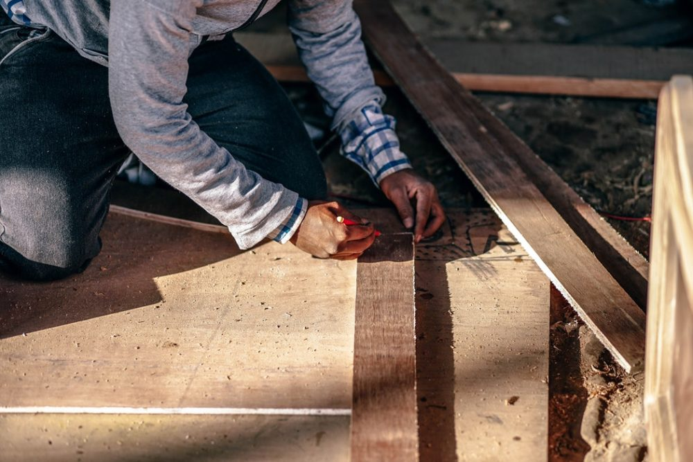Renovating a Buy to Let Property