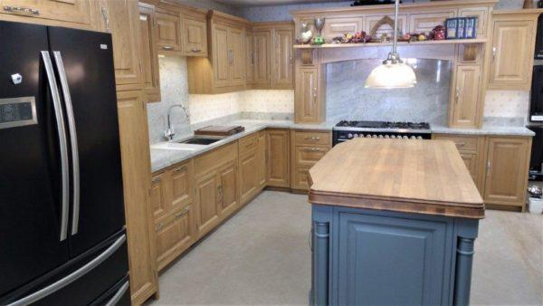 Chatsworth Oak Kitchen