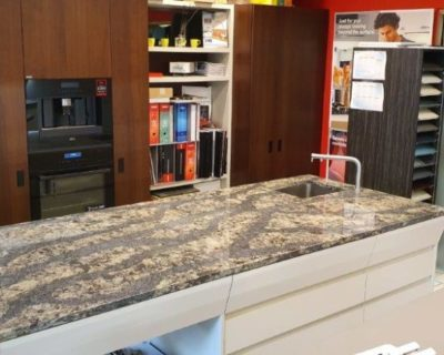 Scavolini Libramente & Motus Kitchen Island AEG Appliances