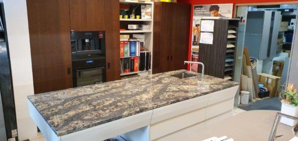 Scavolini Libramente & Motus Kitchen Island AEG Appliances