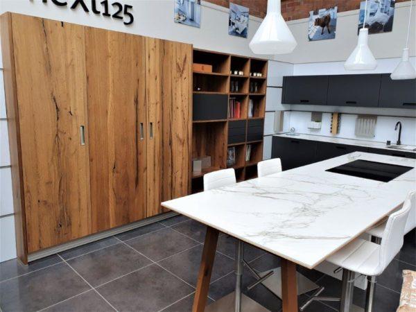 Next 125 Honed Matt Glass Kitchen & Island