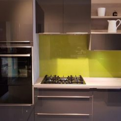 Mobalpa Melia ex display Kitchen Varnished Graphite