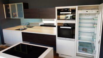 Mobalpa Melia ex display kitchn with appliances