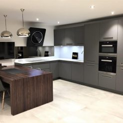 Nolte Ex Display Kitchen with Island