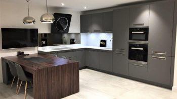 Nolte Ex Display Kitchen with Island