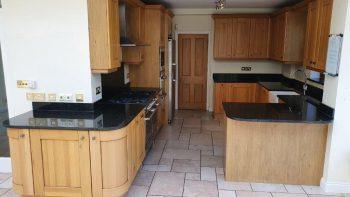 Wentworth Timber Doors Kitchen Granite & Appliances