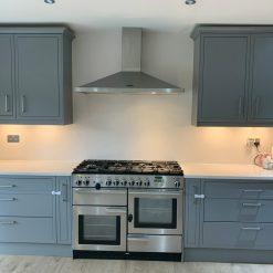 Magnet Grey kitchen & Island