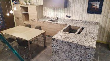Schmidt Arcos Natural Oak Effect Laminate Kitchen