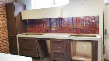 Schmidt Argon Timber Oak Stained Baltic Kitchen