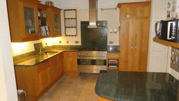 Used Smallbone of Devizes Solid Oak Kitchen Second Hand