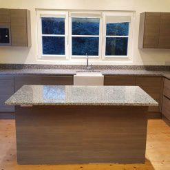 Magnet Light Grey Timber Effect Kitchen