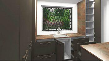 New Boxed Schmidt Arcos Mix Handleless Kitchen