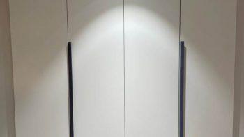 Ex Display Dall Agnesse Emotion 4 Door Bespoke Wardrobe