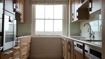 John Lewis Solid Knotted Wood Door Kitchen