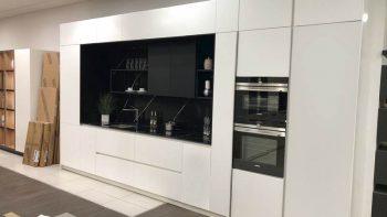 Ex Display Italian Miton Handleless Kitchen + New Appliances