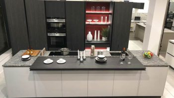Ex Display Miton Modern Kitchen with Island