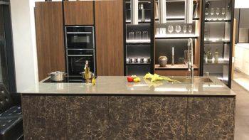 Ex Display Miton Handless Matt Kitchen, Island & Appliances