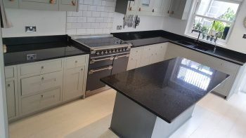 Magnet used kitchen with island for sale